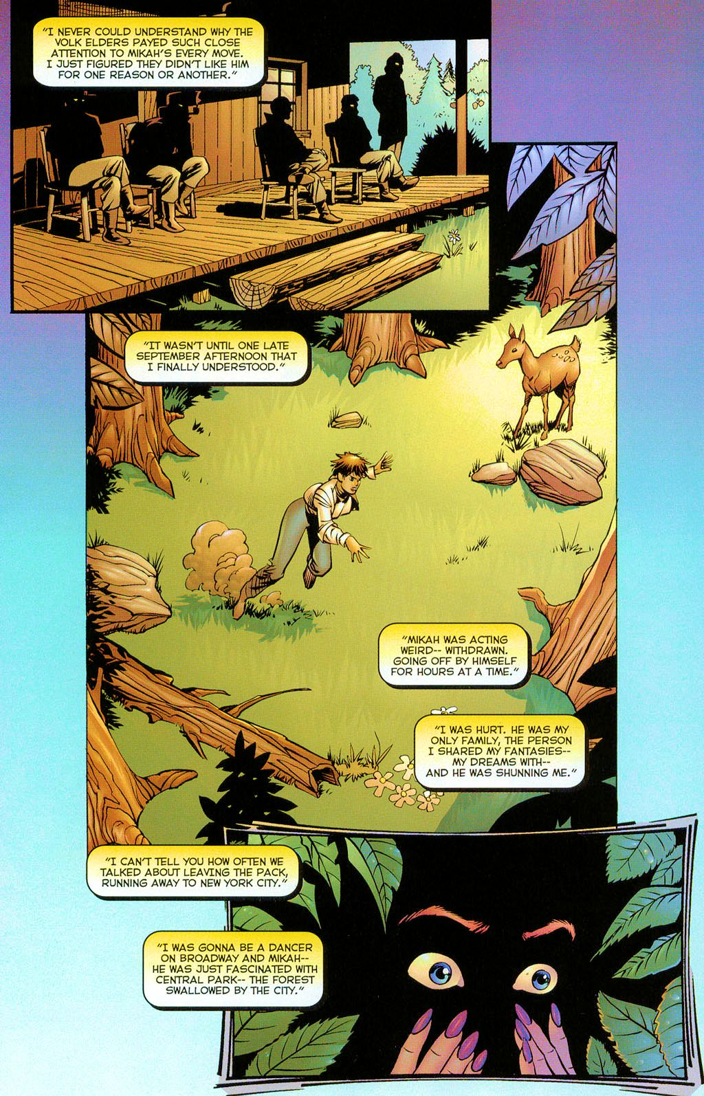 Read online Shi: The Series comic -  Issue #10 - 18