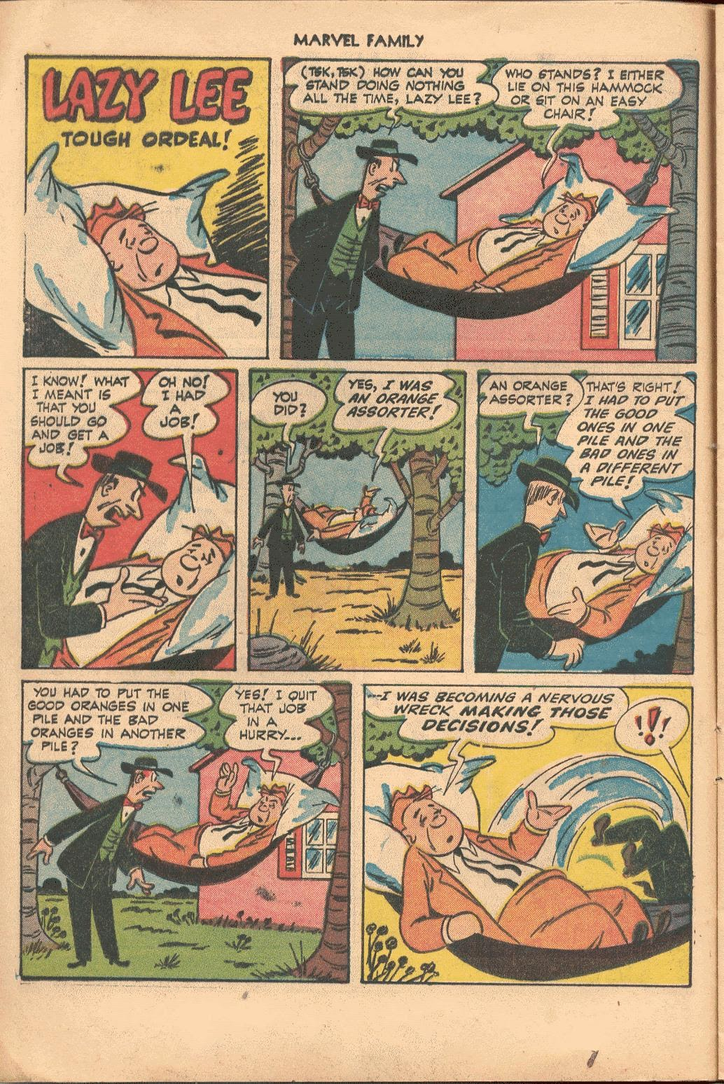 The Marvel Family issue 74 - Page 12