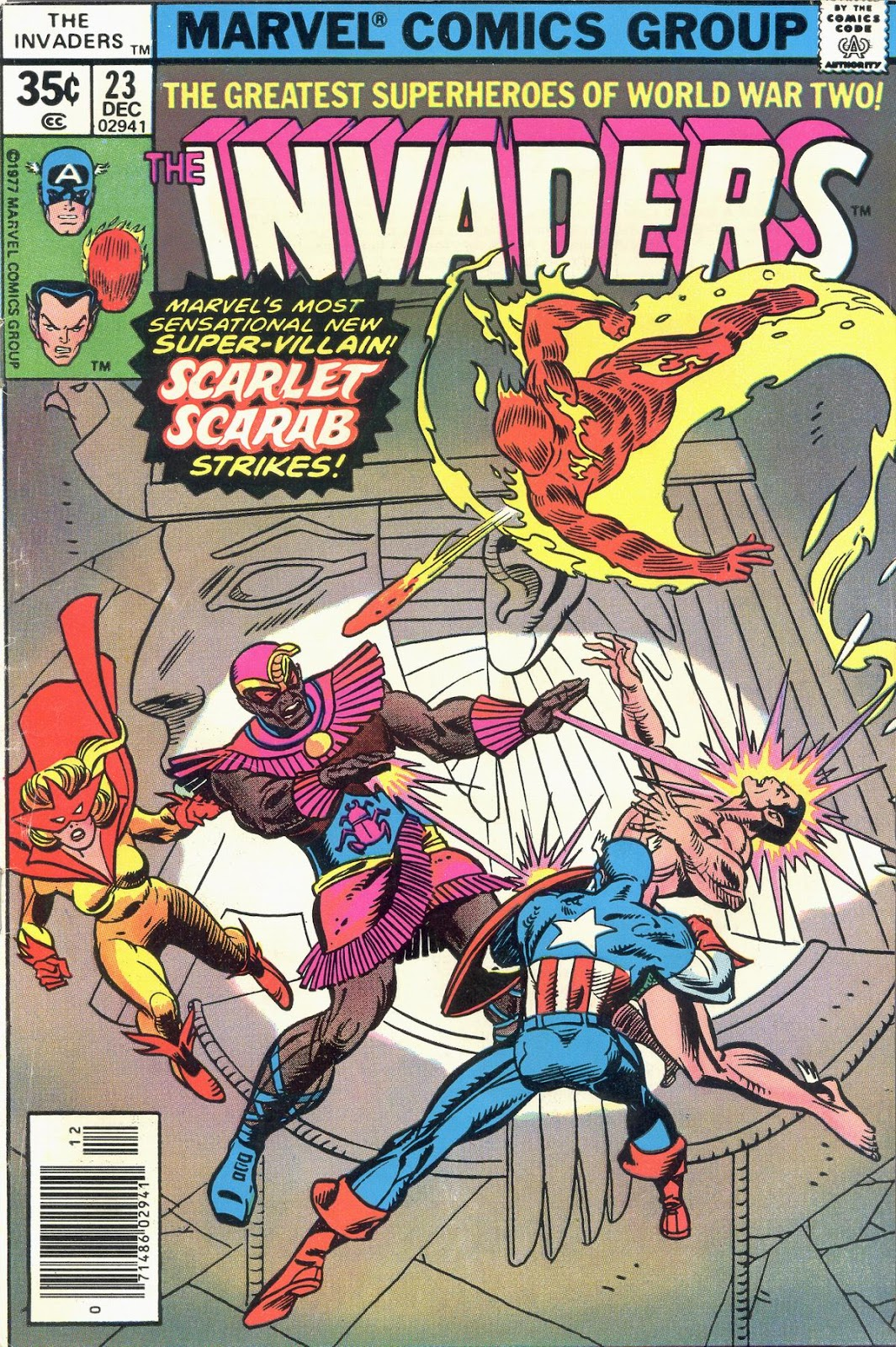 The Invaders (1975) issue 23 - Page 1