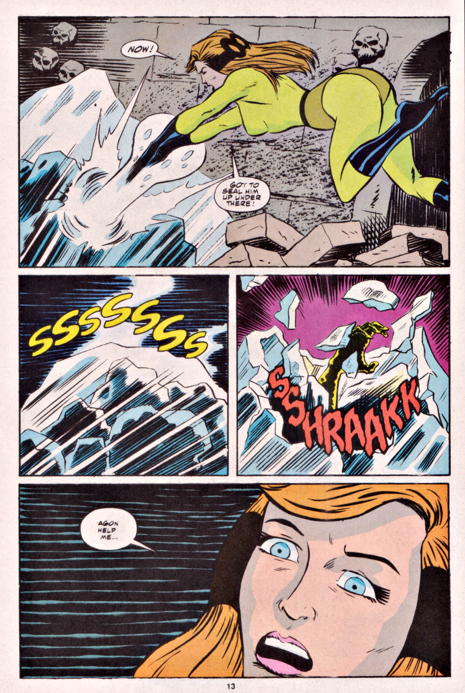 The Avengers (1963) 354 Page 9