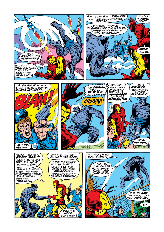 Read online Amazing Adventures (1970) comic -  Issue #14 - 4