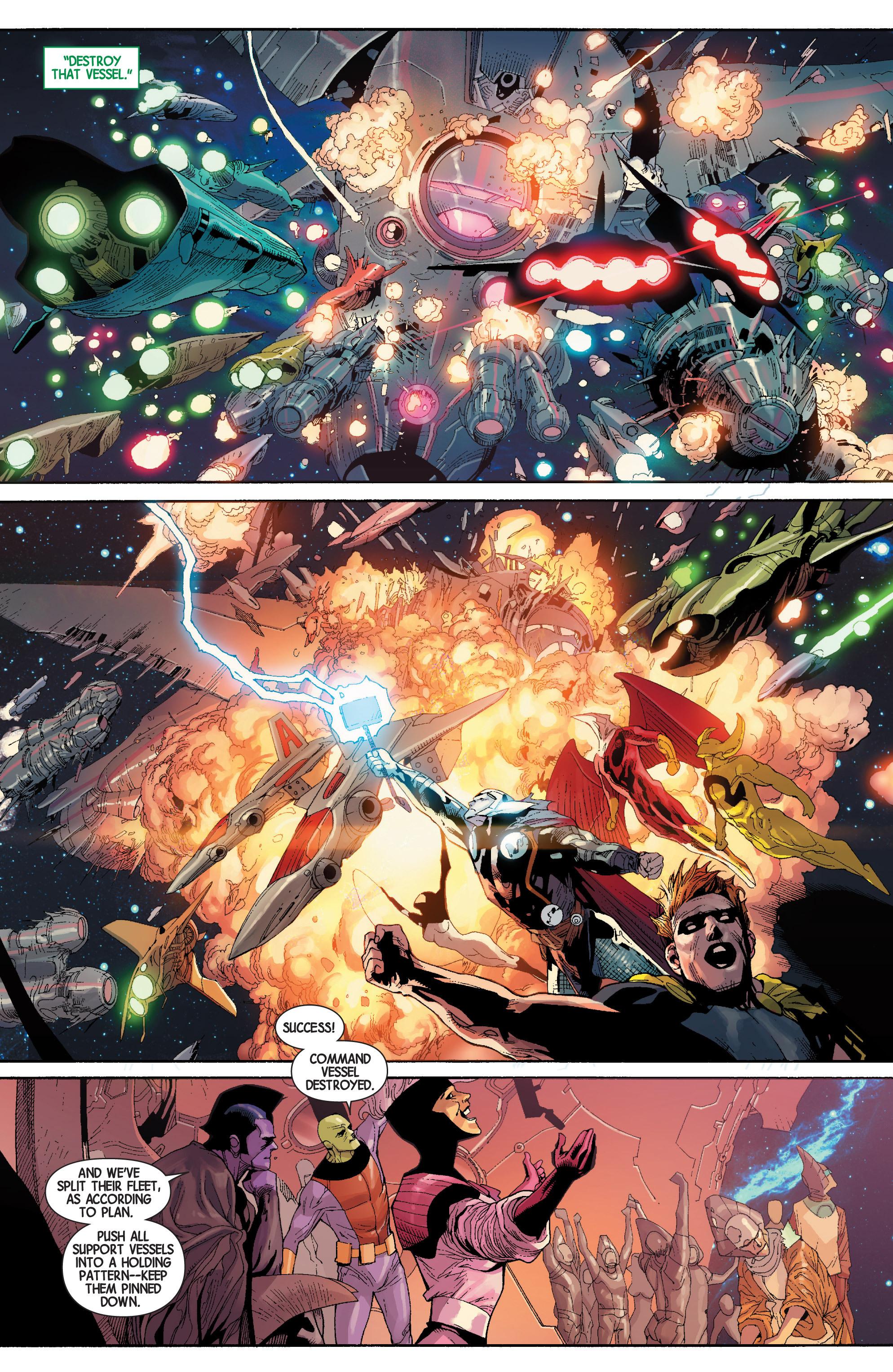 Read online Avengers (2013) comic -  Issue #Avengers (2013) _TPB 4 - 24