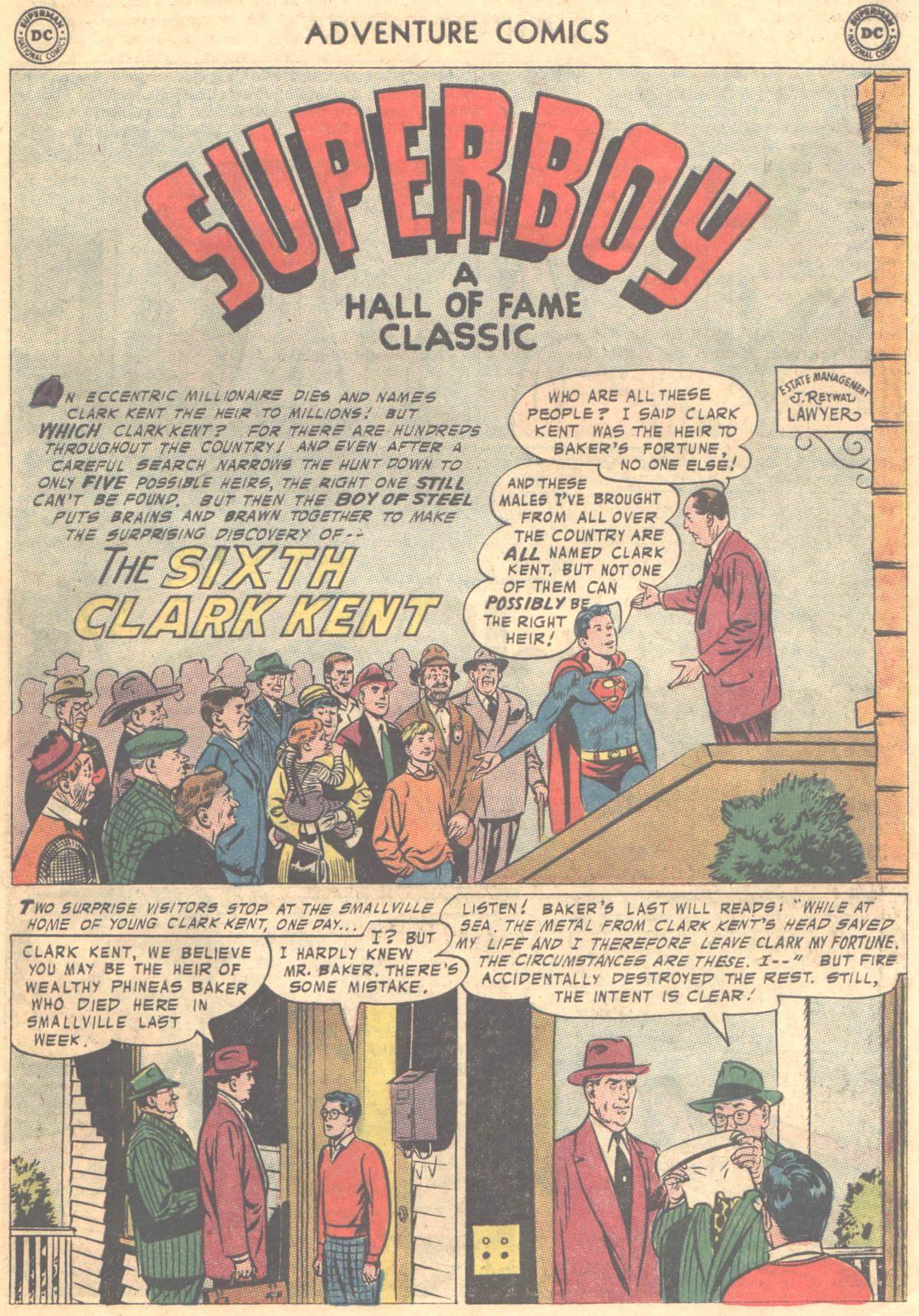 Read online Adventure Comics (1938) comic -  Issue #336 - 24