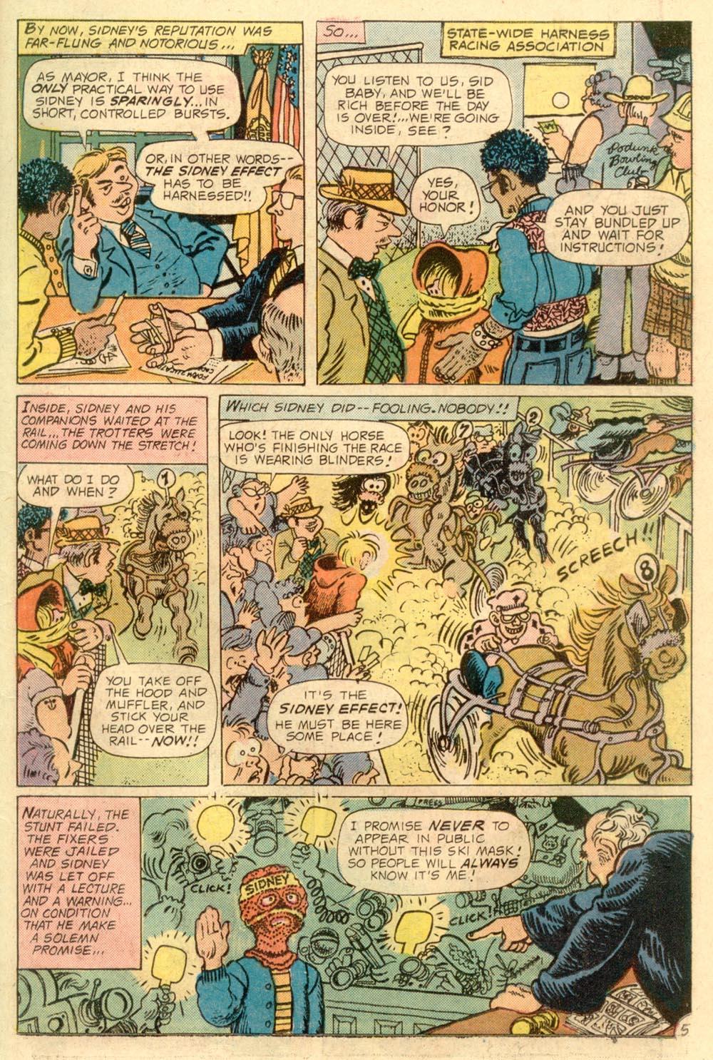 Read online Plop! comic -  Issue #13 - 11