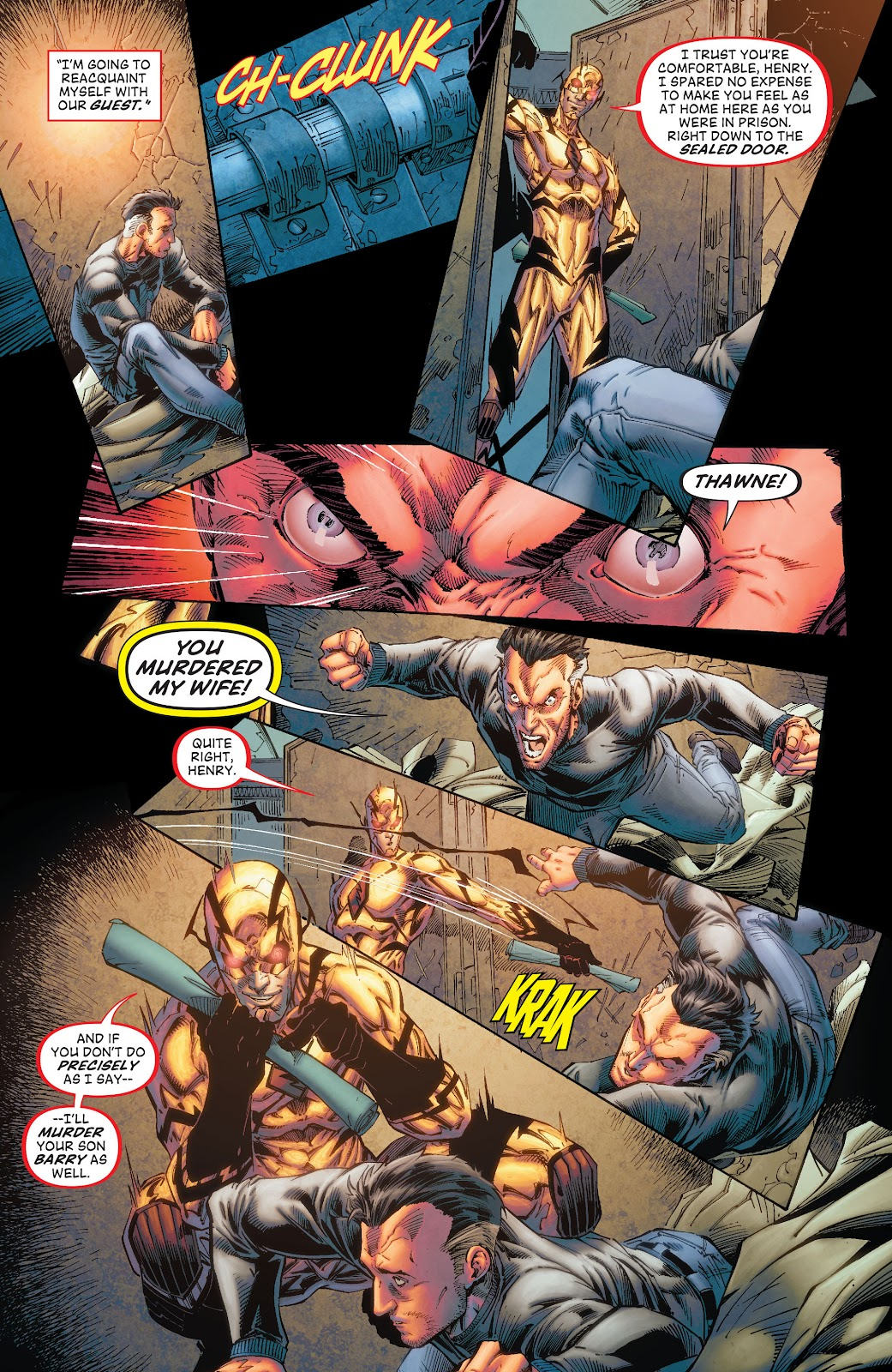 Read online The Flash (2011) comic -  Issue # _TPB 8 (Part 2) - 26