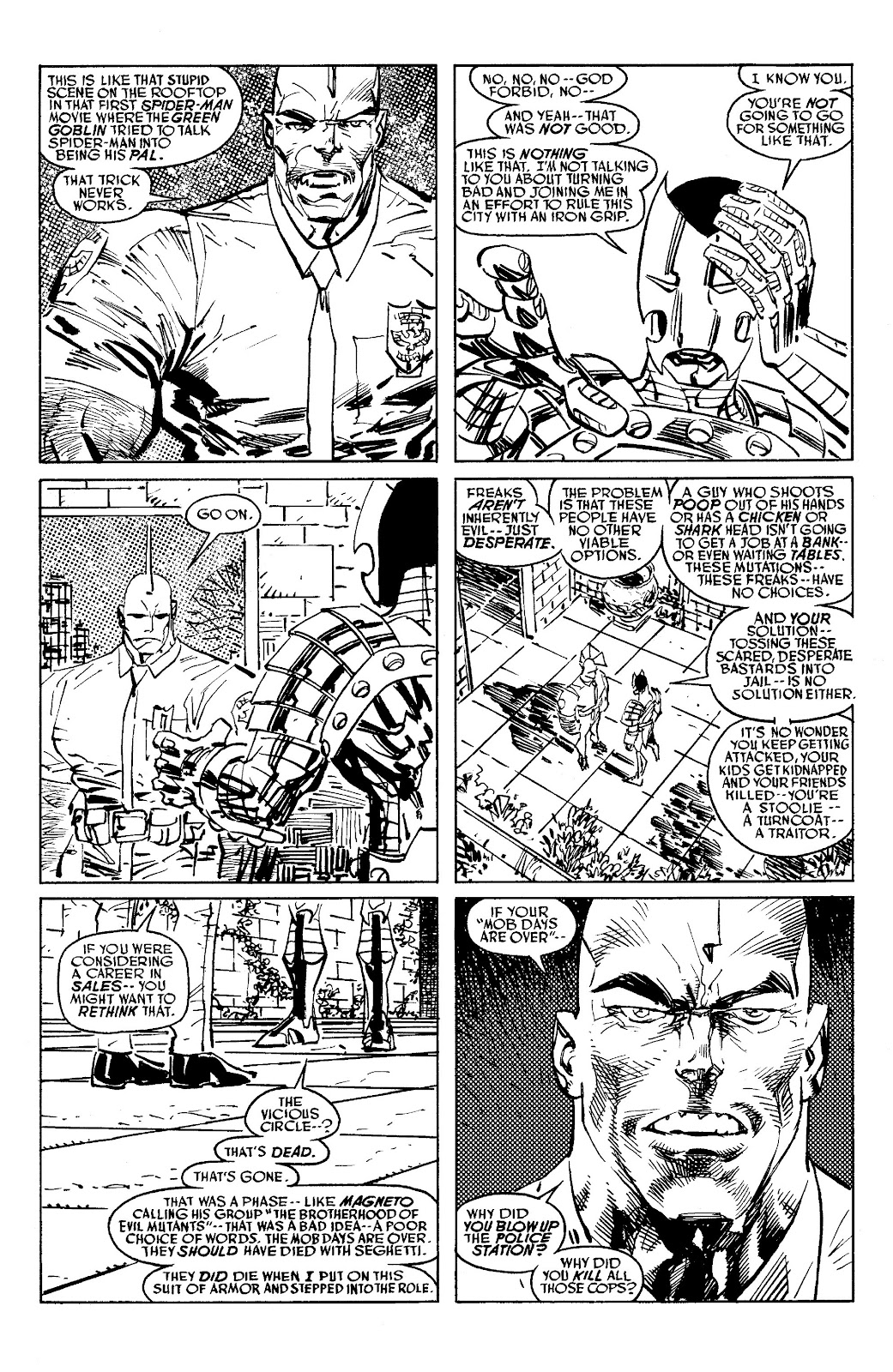 Read online Savage Dragon Archives comic -  Issue # TPB 6 (Part 6) - 4