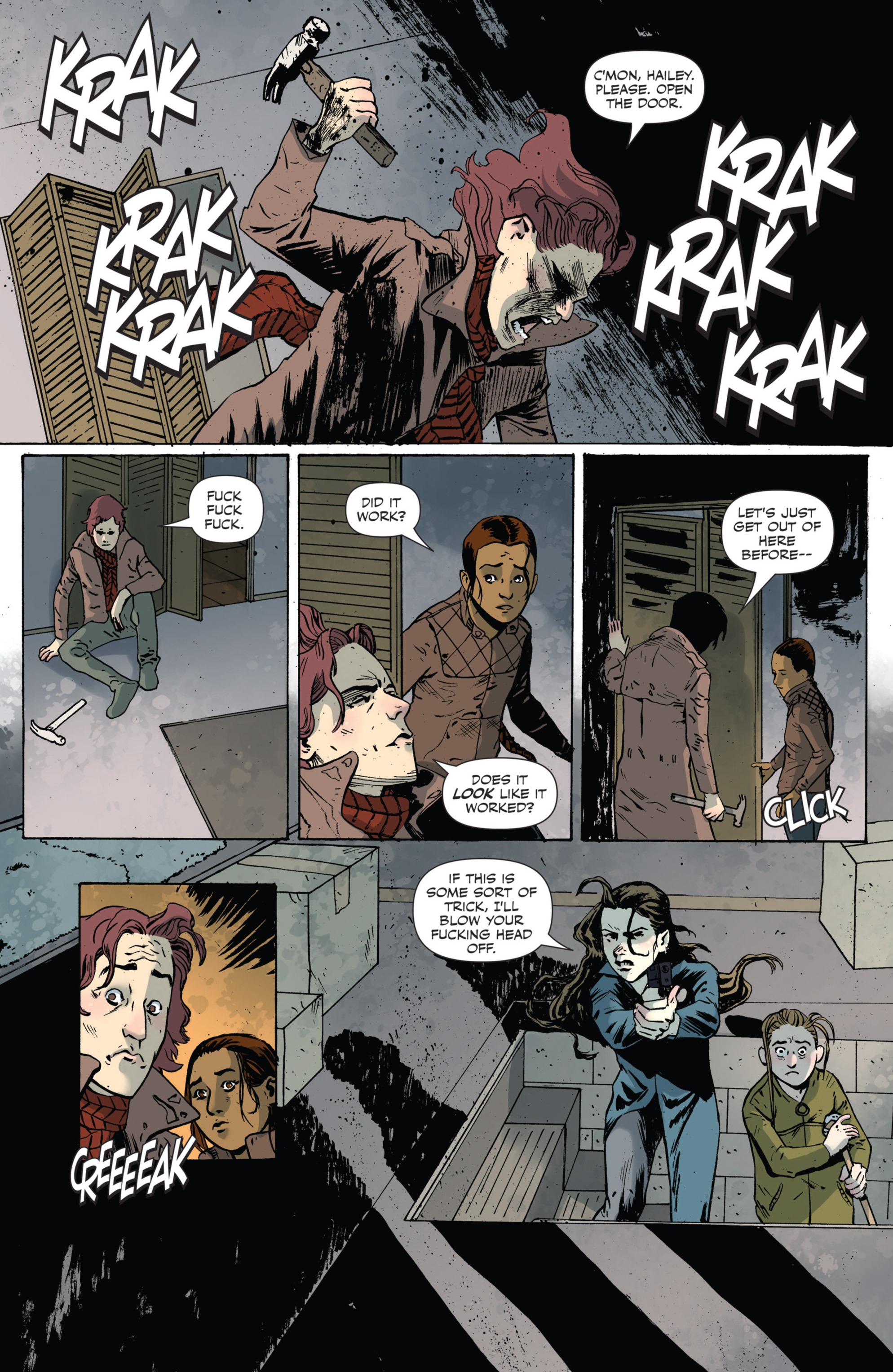 Read online Sheltered comic -  Issue #5 - 20
