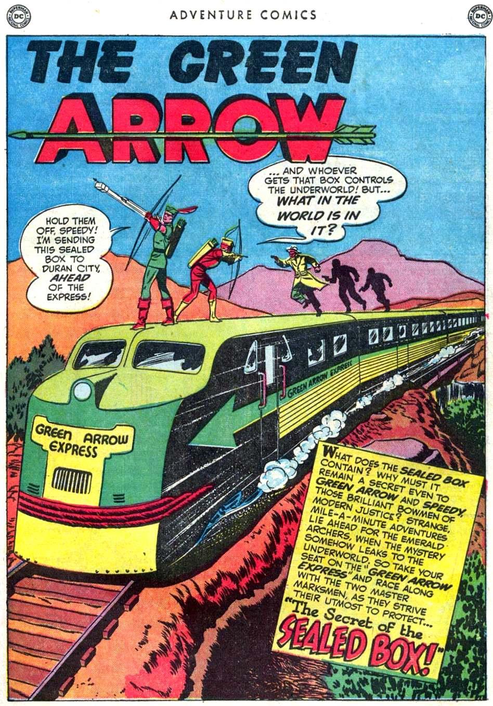 Read online Adventure Comics (1938) comic -  Issue #156 - 39