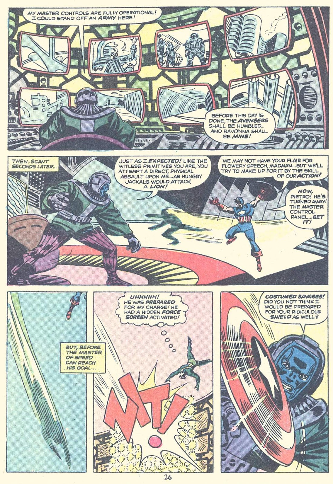 Marvel Triple Action (1972) issue 17 - Page 27
