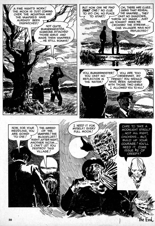 Creepy (1964) Issue #1 #1 - English 50