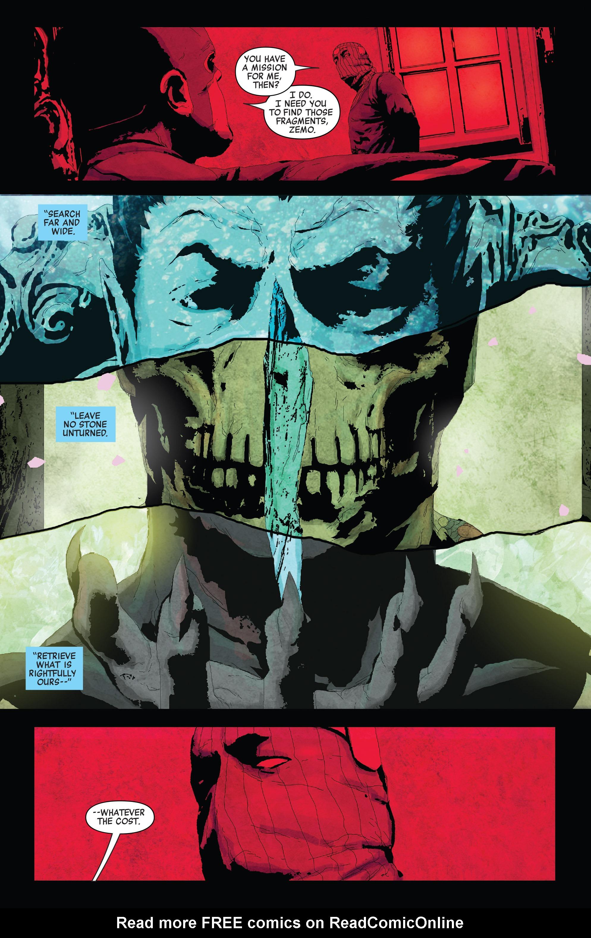 Read online Secret Empire comic -  Issue #2 - 20