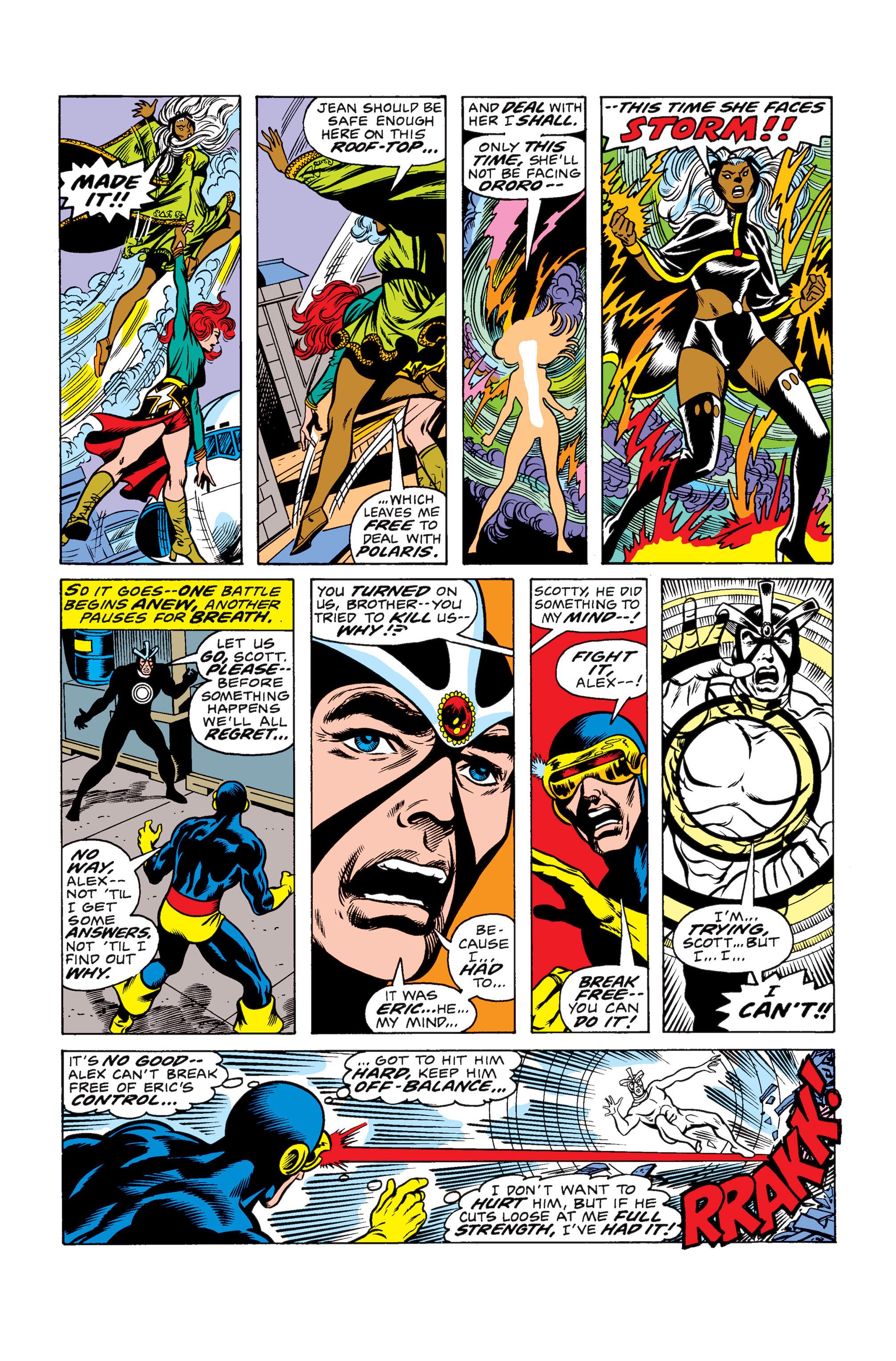 Uncanny X-Men (1963) 97 Page 11