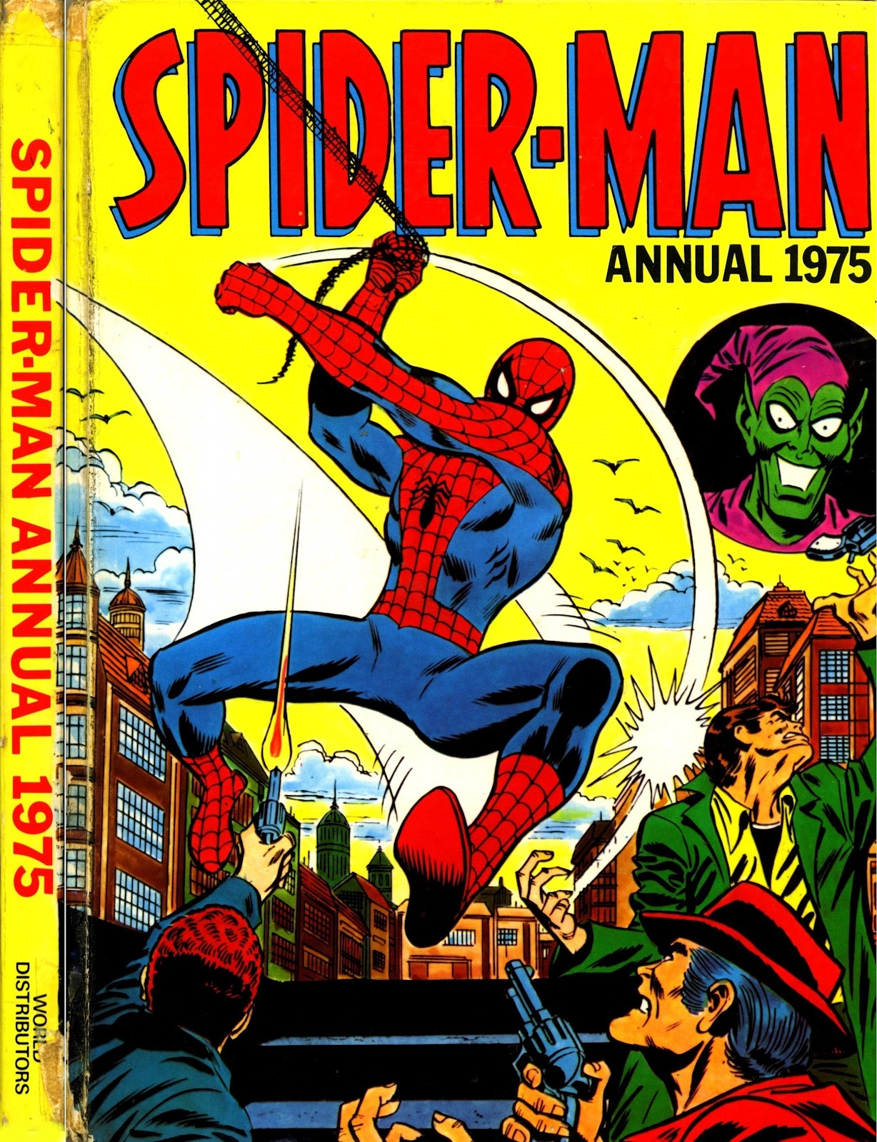 Spider-Man Annual (1974) 1975 Page 1