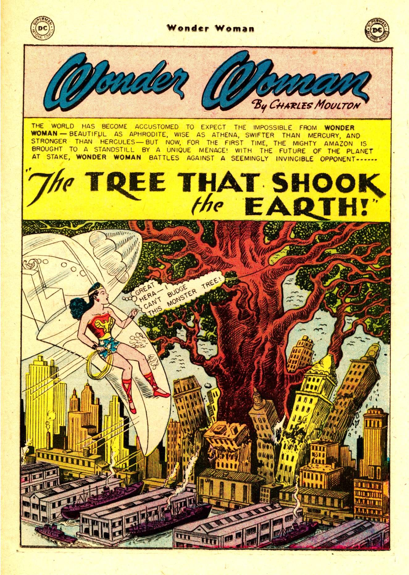 Read online Wonder Woman (1942) comic -  Issue #84 - 26