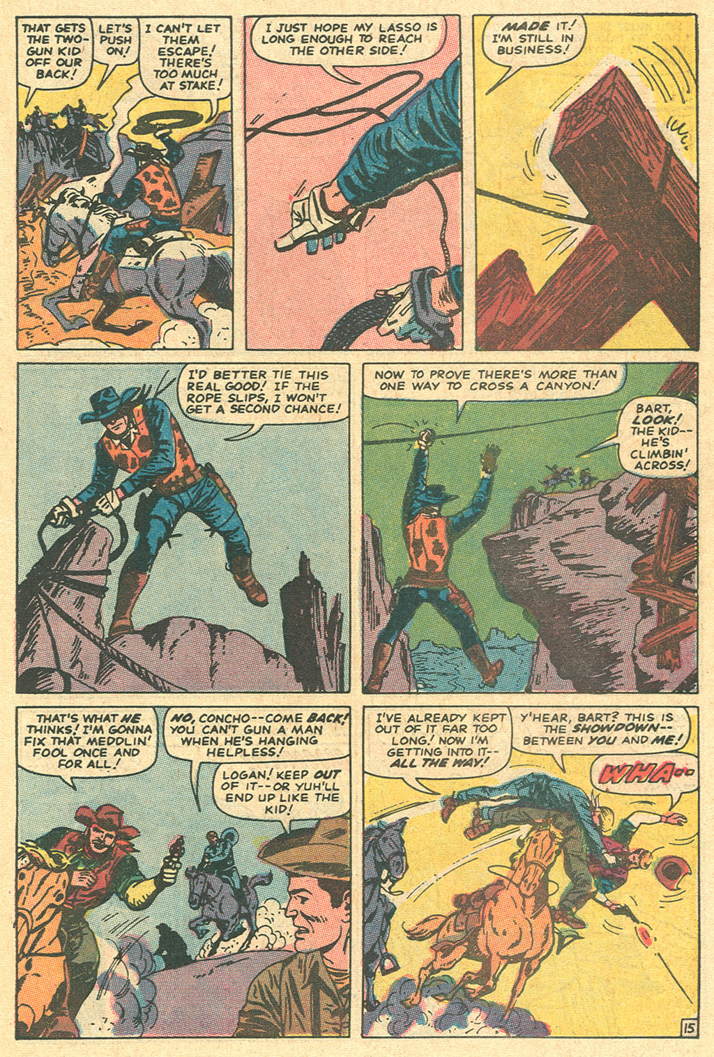Read online Two-Gun Kid comic -  Issue #96 - 23