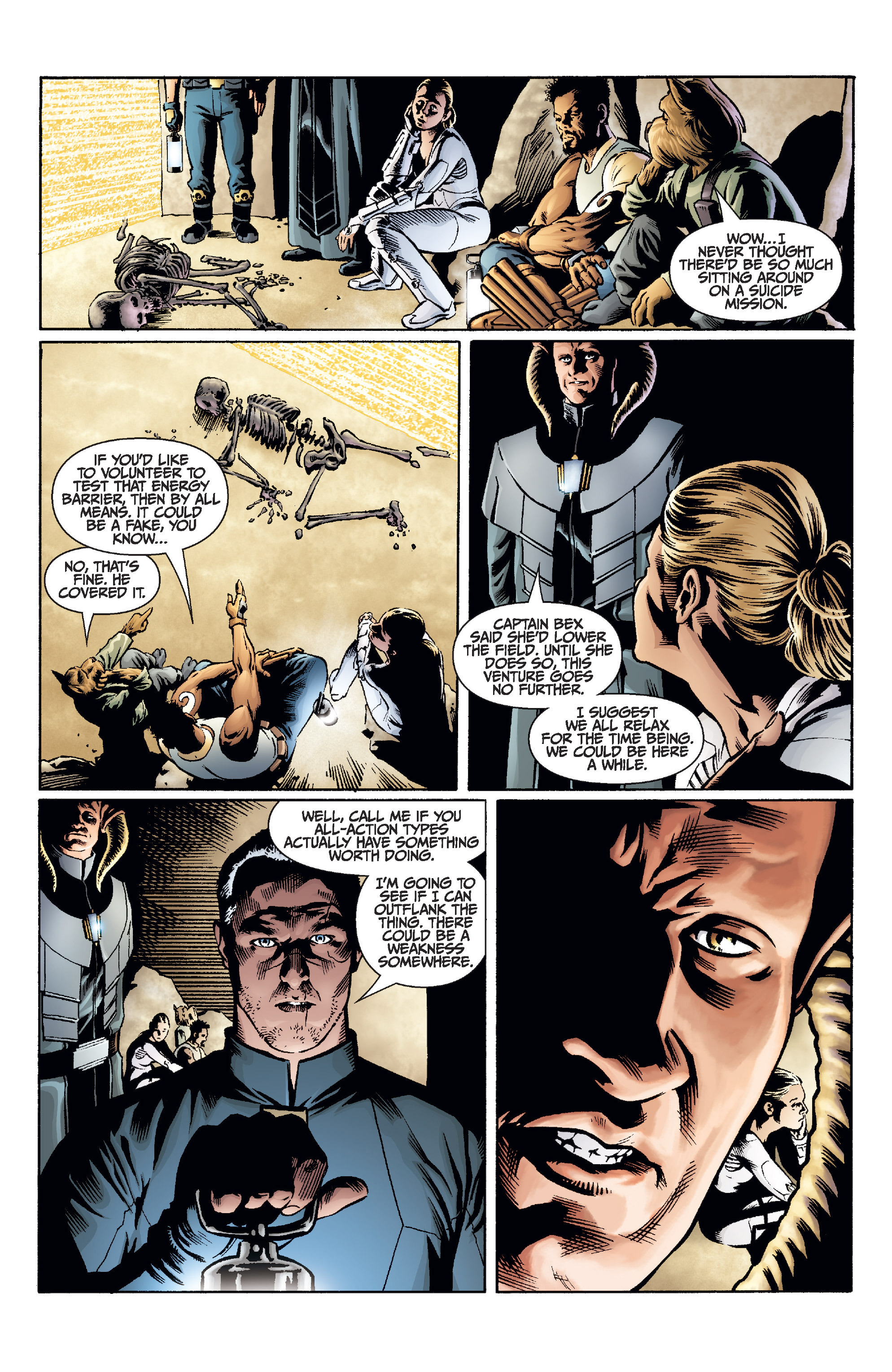 Read online Star Wars Omnibus comic -  Issue # Vol. 20 - 266