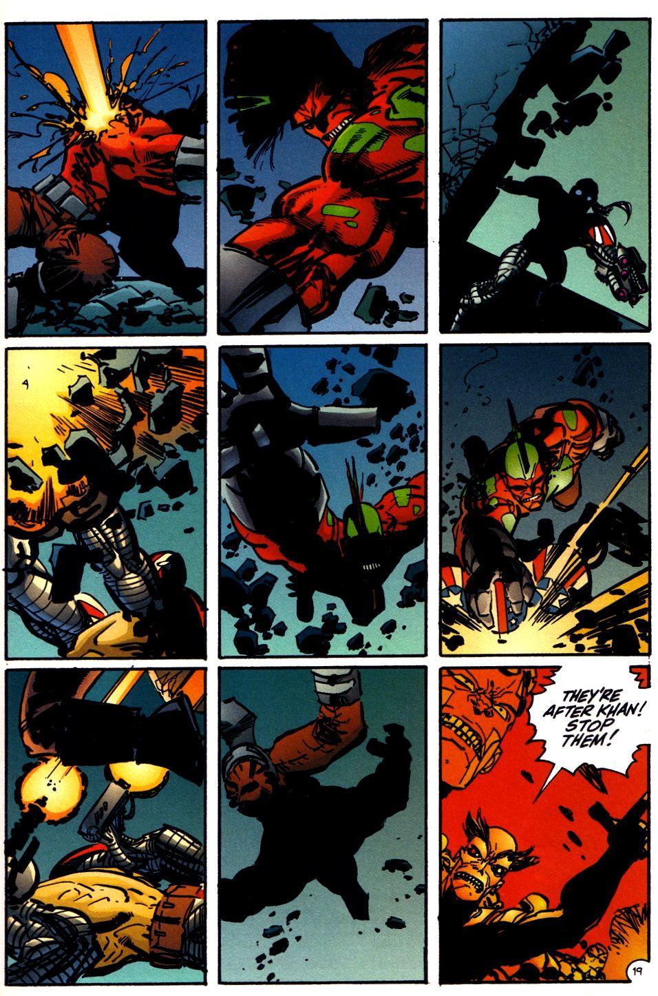 The Savage Dragon (1993) Issue #93 #96 - English 19