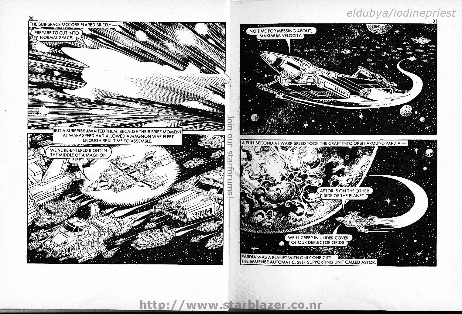 Starblazer issue 107 - Page 17