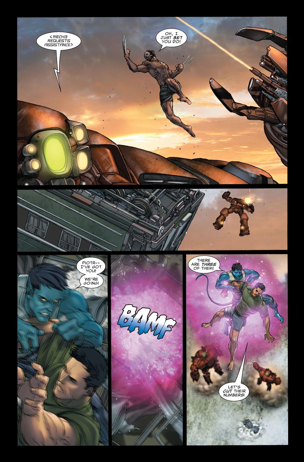 Uncanny X-Men (1963) issue 497 - Page 6