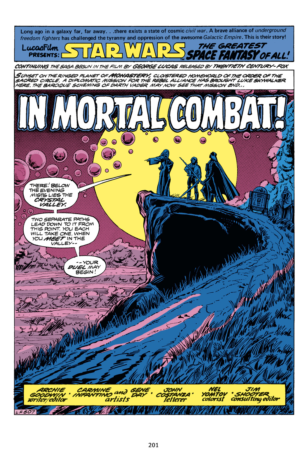 Read online Star Wars Omnibus comic -  Issue # Vol. 14 - 200