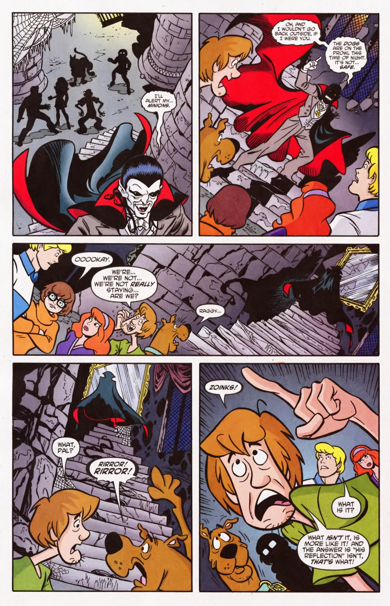 Read online Scooby-Doo (1997) comic -  Issue #137 - 5