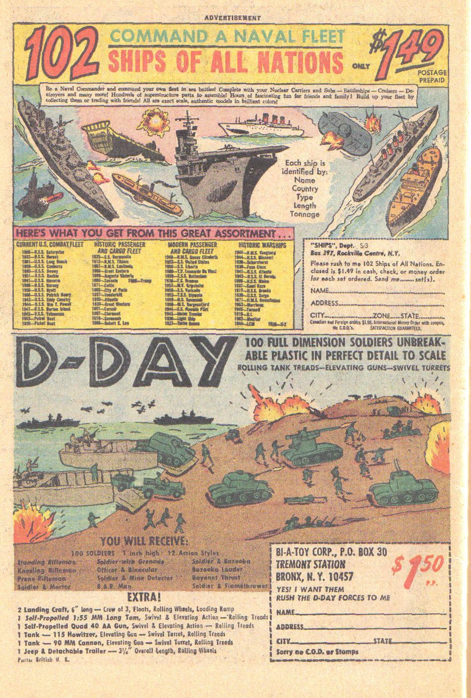 Read online Sea Devils comic -  Issue #16 - 34