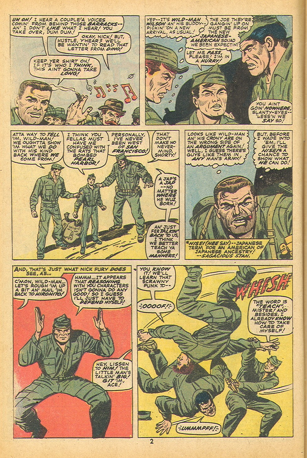 Read online Sgt. Fury comic -  Issue #109 - 4