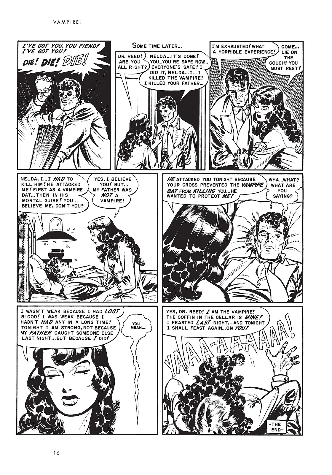 Read online Voodoo Vengeance and Other Stories comic -  Issue # TPB (Part 1) - 33