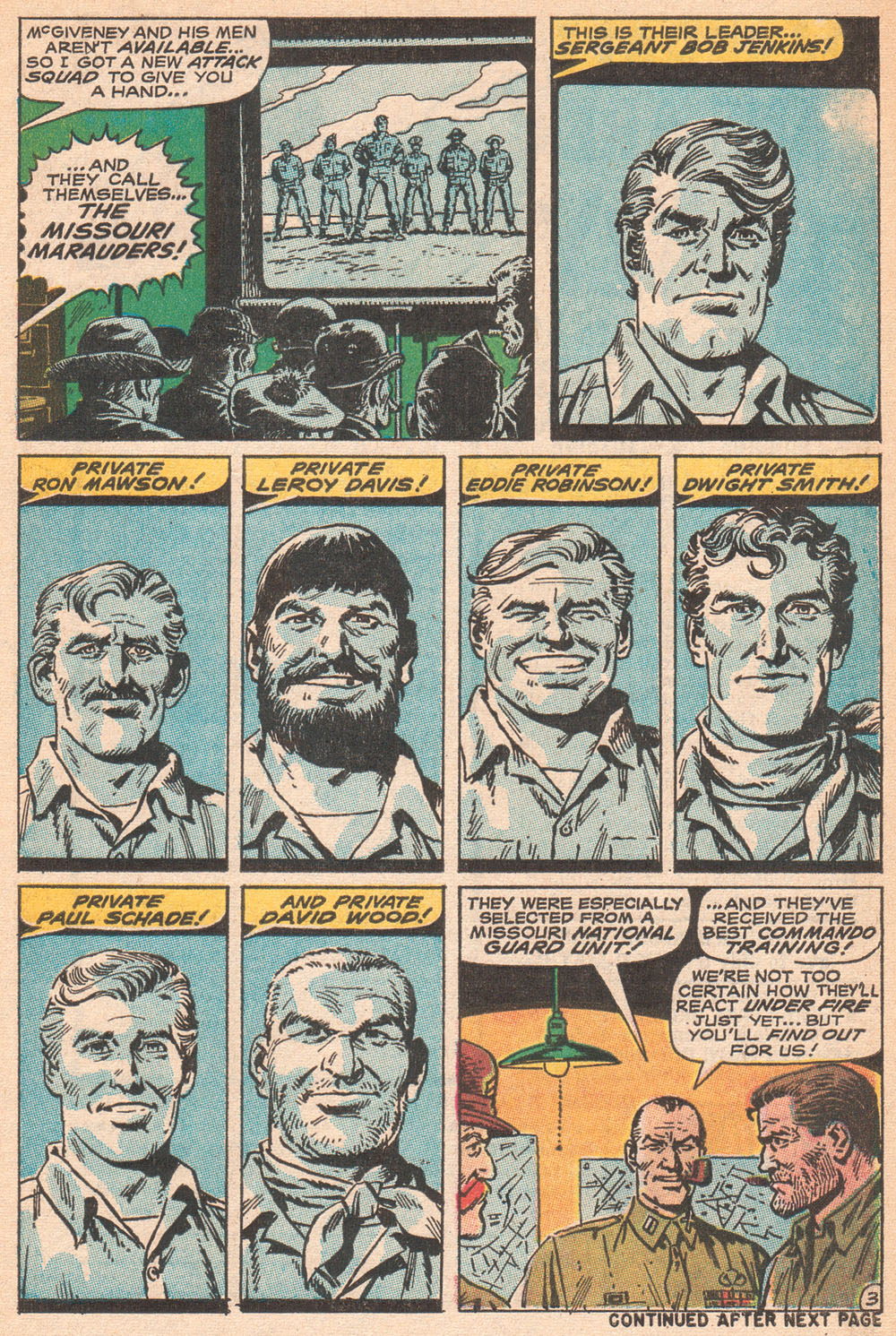 Read online Sgt. Fury comic -  Issue #70 - 5