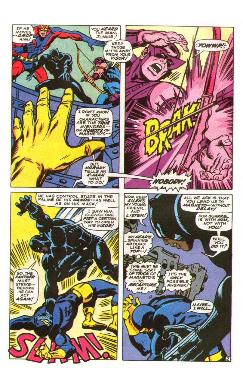 The Avengers (1963) 53 Page 2