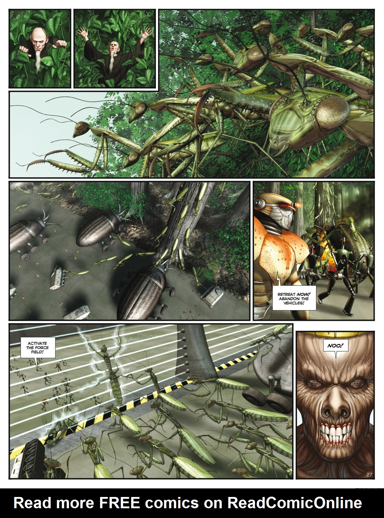 Read online Megalex (2014) comic -  Issue #2 - 29