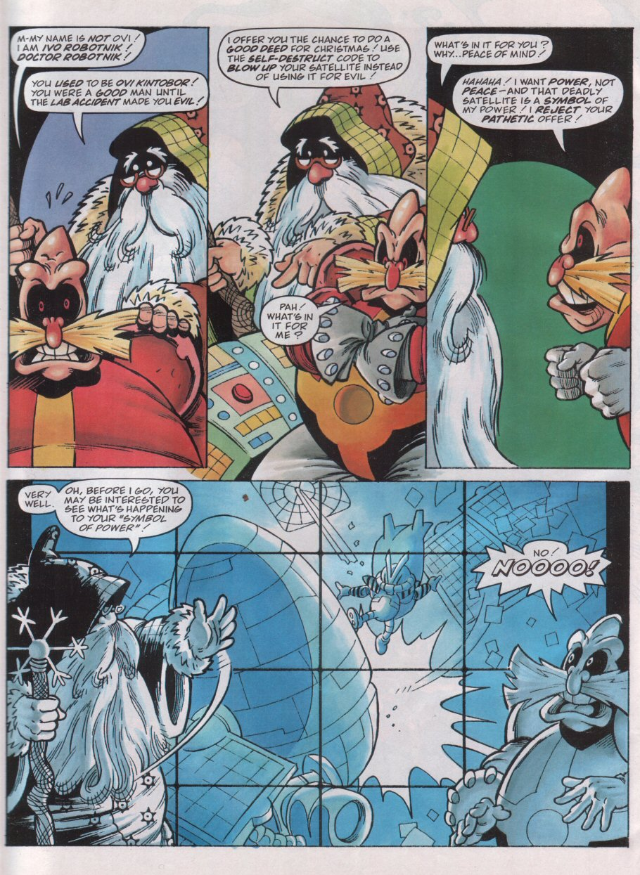 Read online Sonic the Comic comic -  Issue #93 - 28