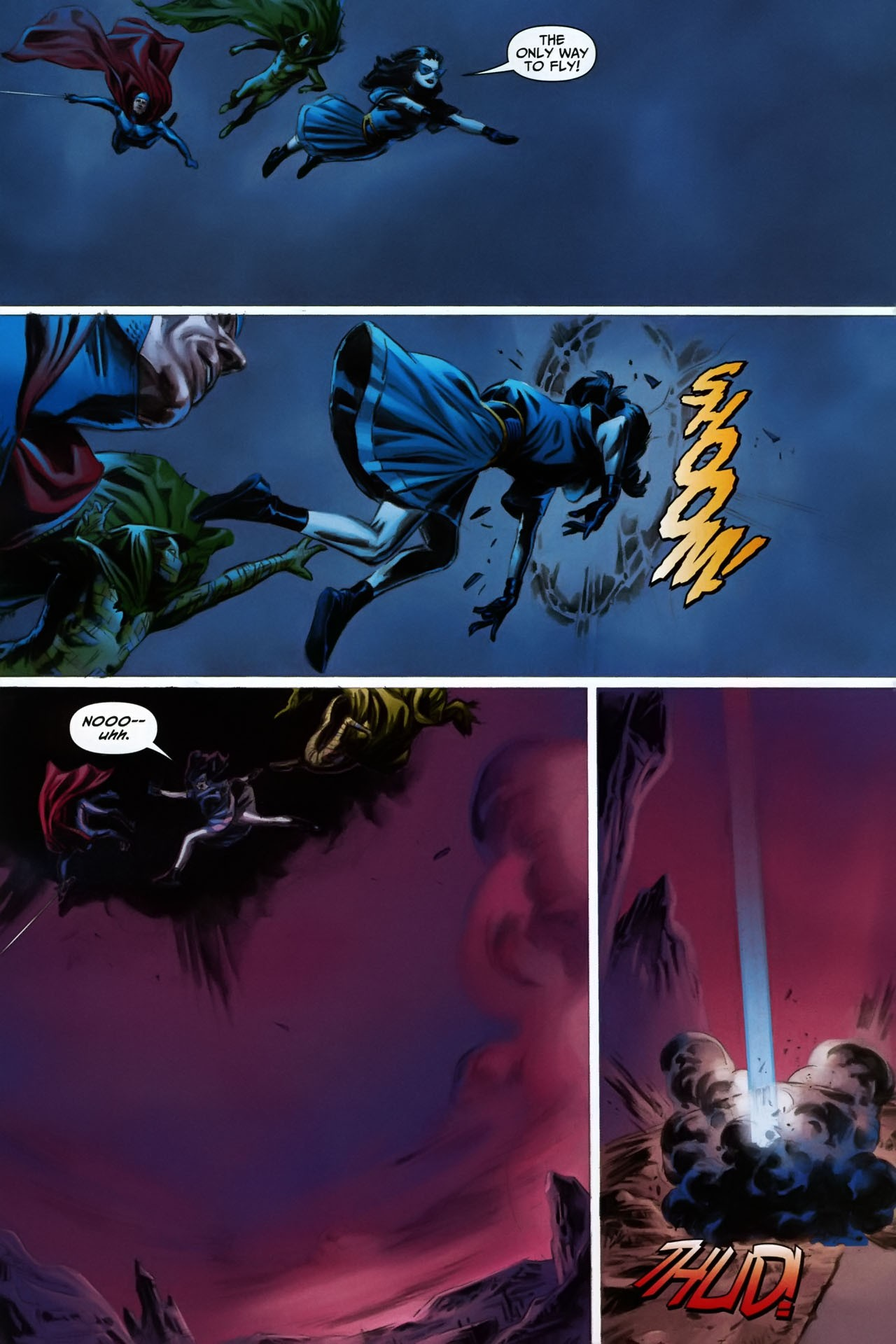 Read online Shadowpact comic -  Issue #17 - 14