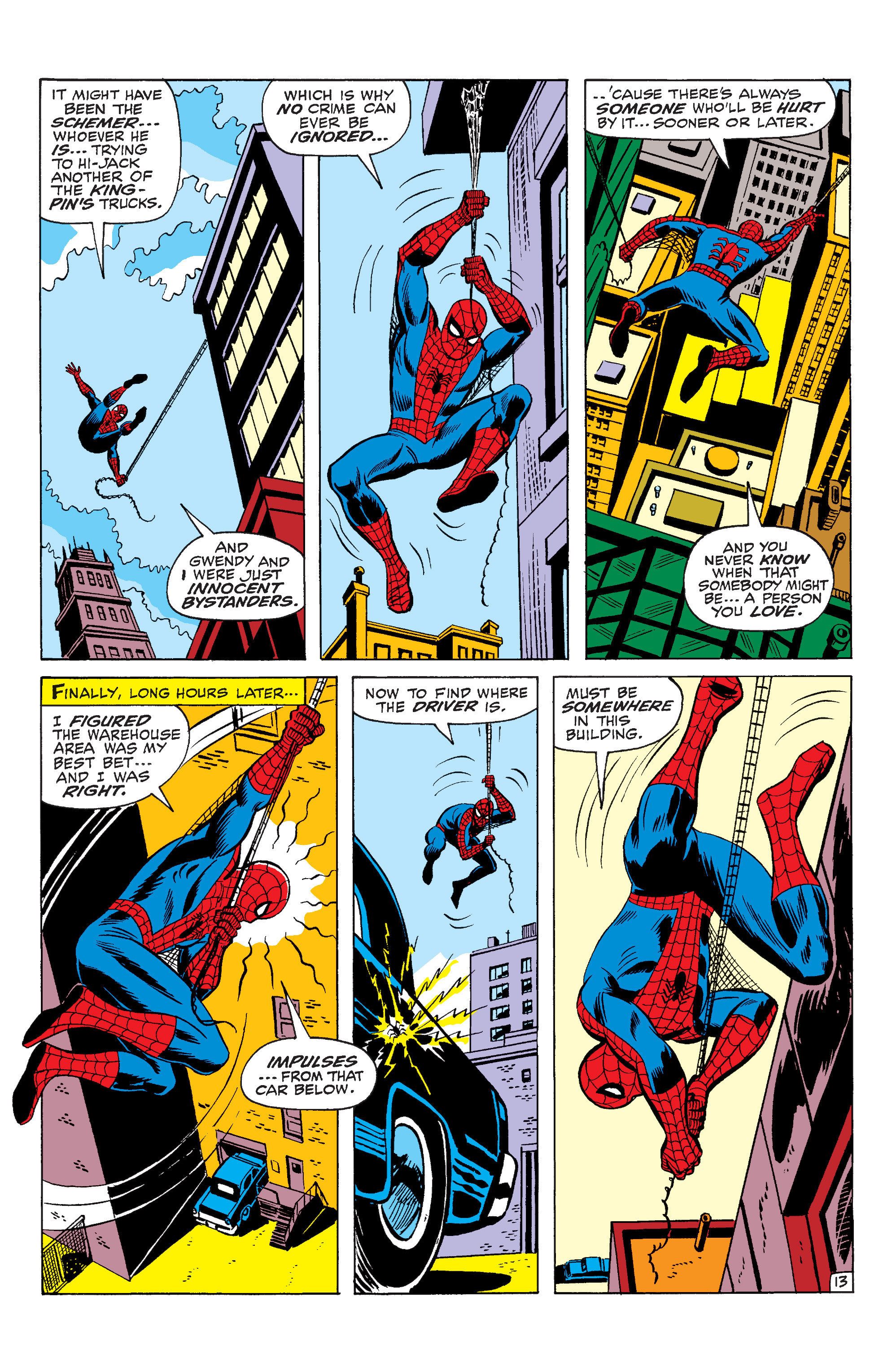 The Amazing Spider-Man (1963) 83 Page 13