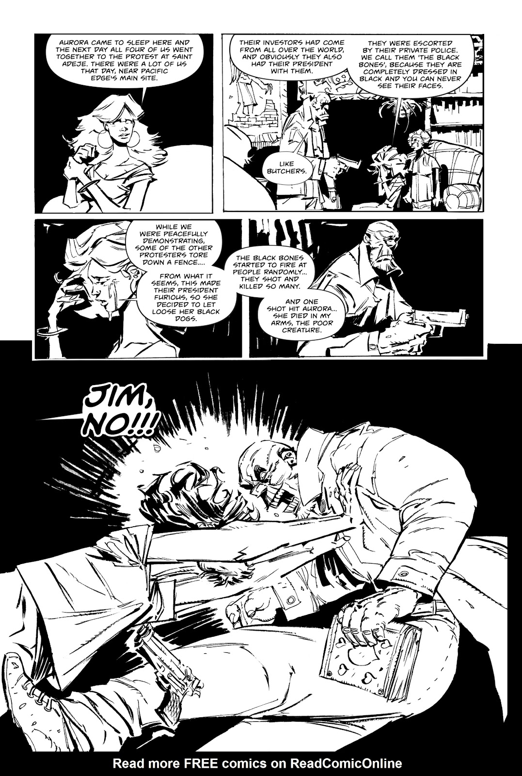 Read online Wrath of God comic -  Issue #2 - 14