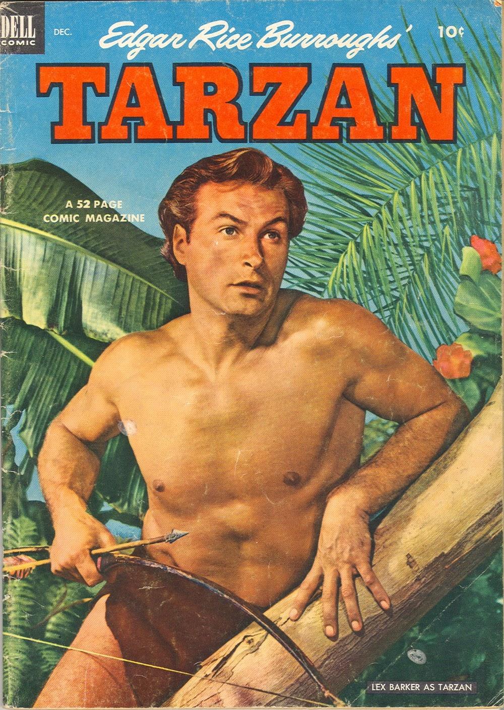 Tarzan (1948) issue 39 - Page 1