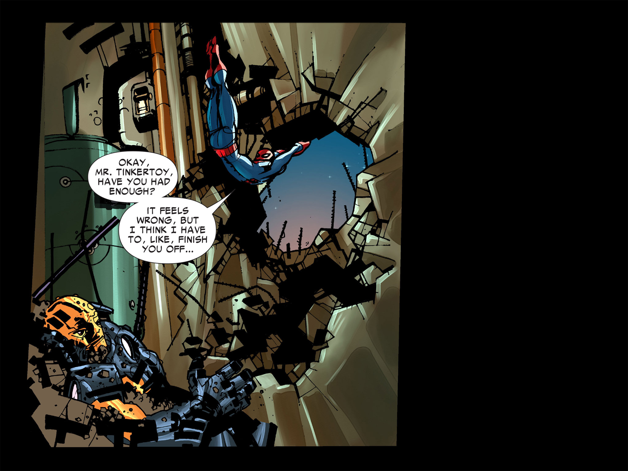 Read online Amazing Spider-Man: Who Am I? comic -  Issue # Full (Part 1) - 163