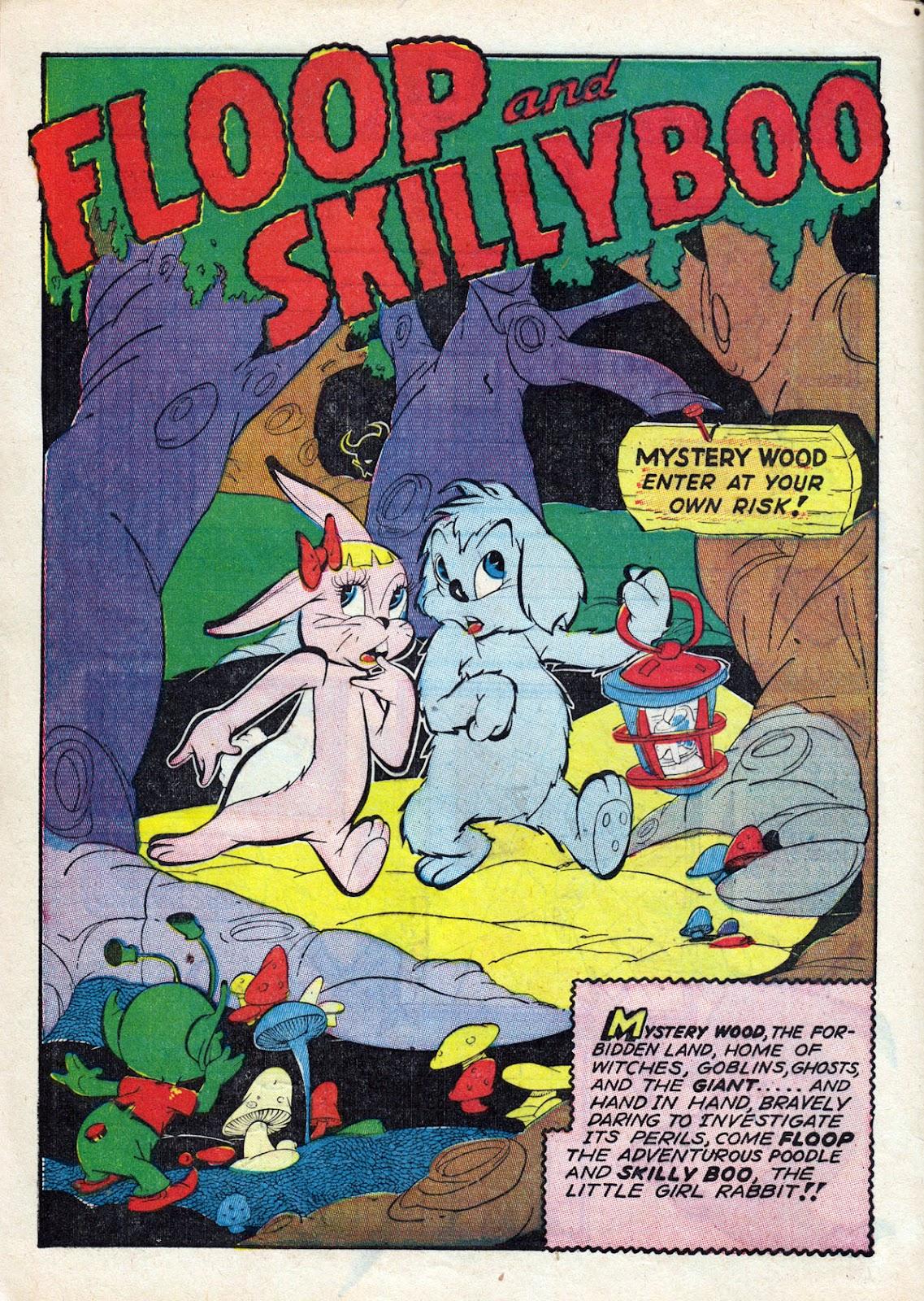 Read online Comedy Comics (1942) comic -  Issue #14 - 12