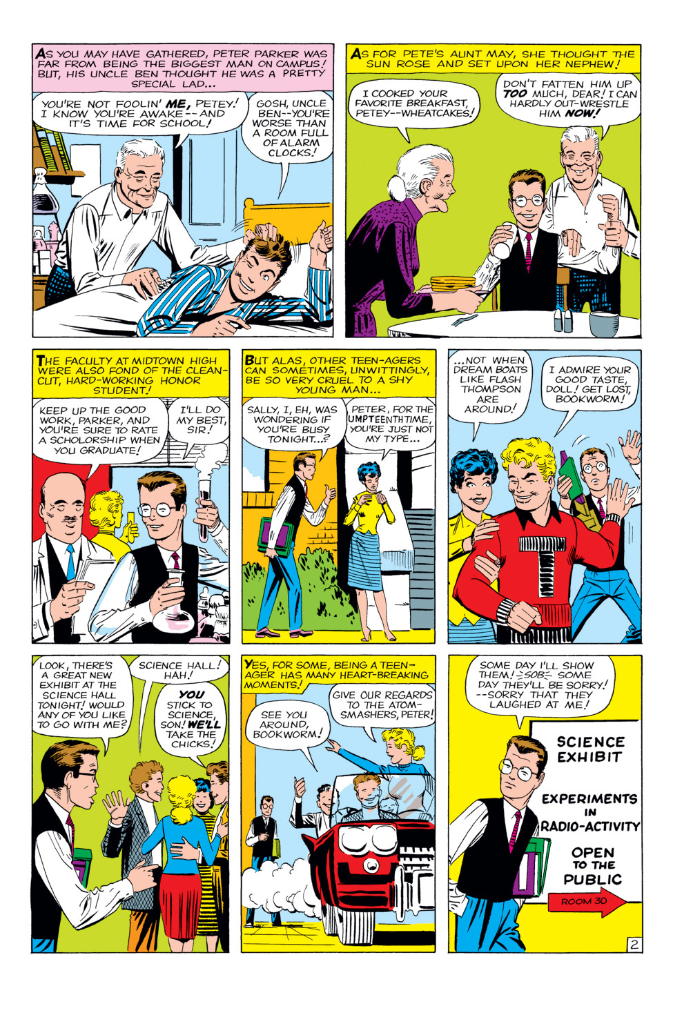 The Amazing Spider-Man (1963) 275 Page 9