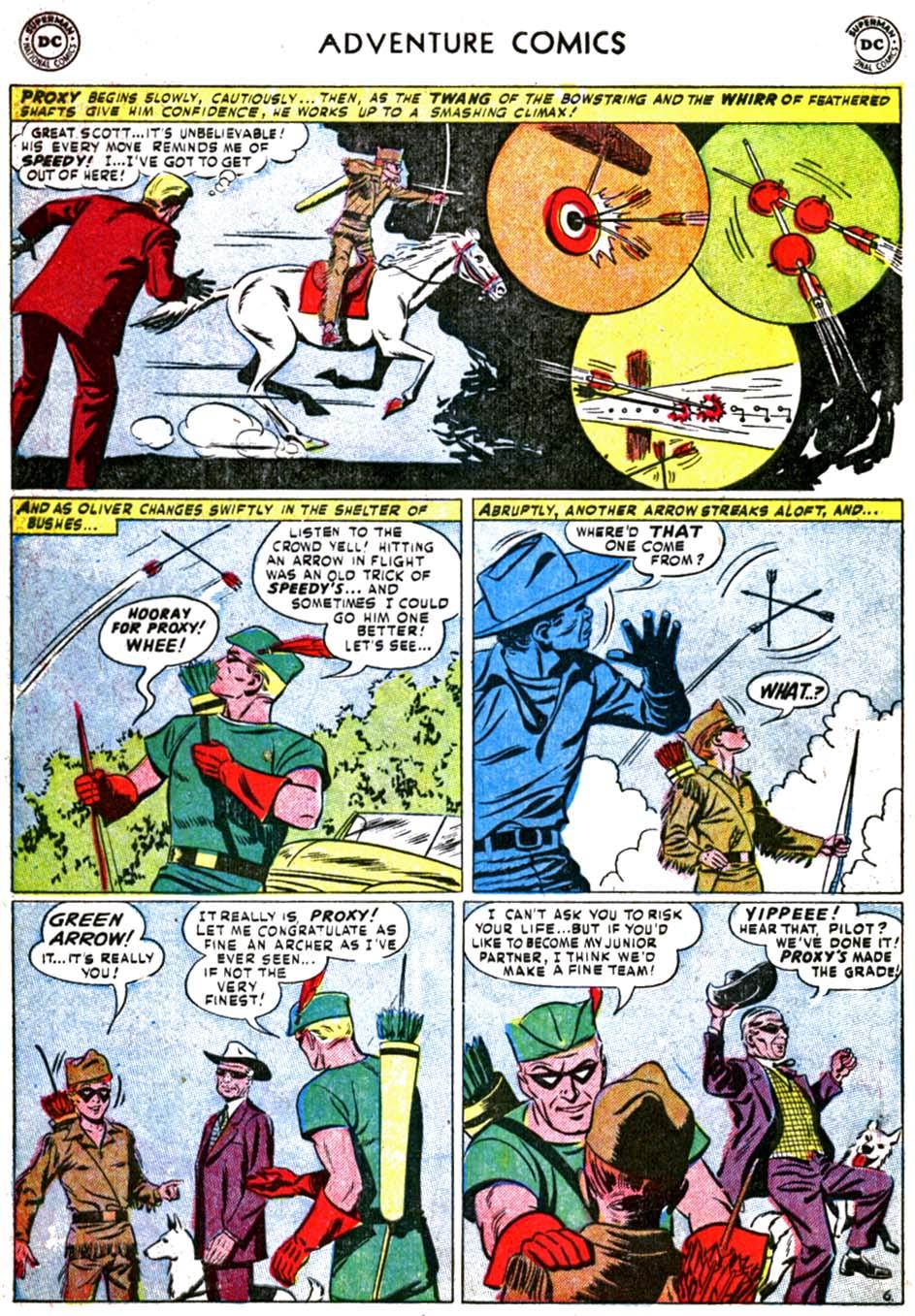 Read online Adventure Comics (1938) comic -  Issue #179 - 40