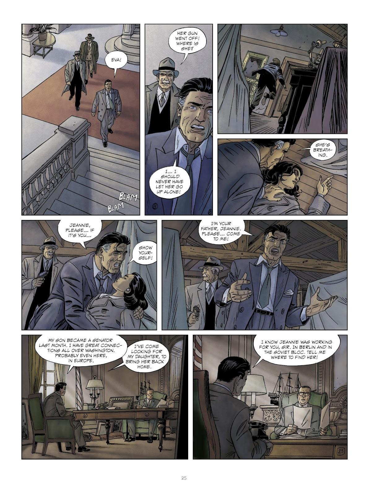 Read online Sherman comic -  Issue #6 - 25