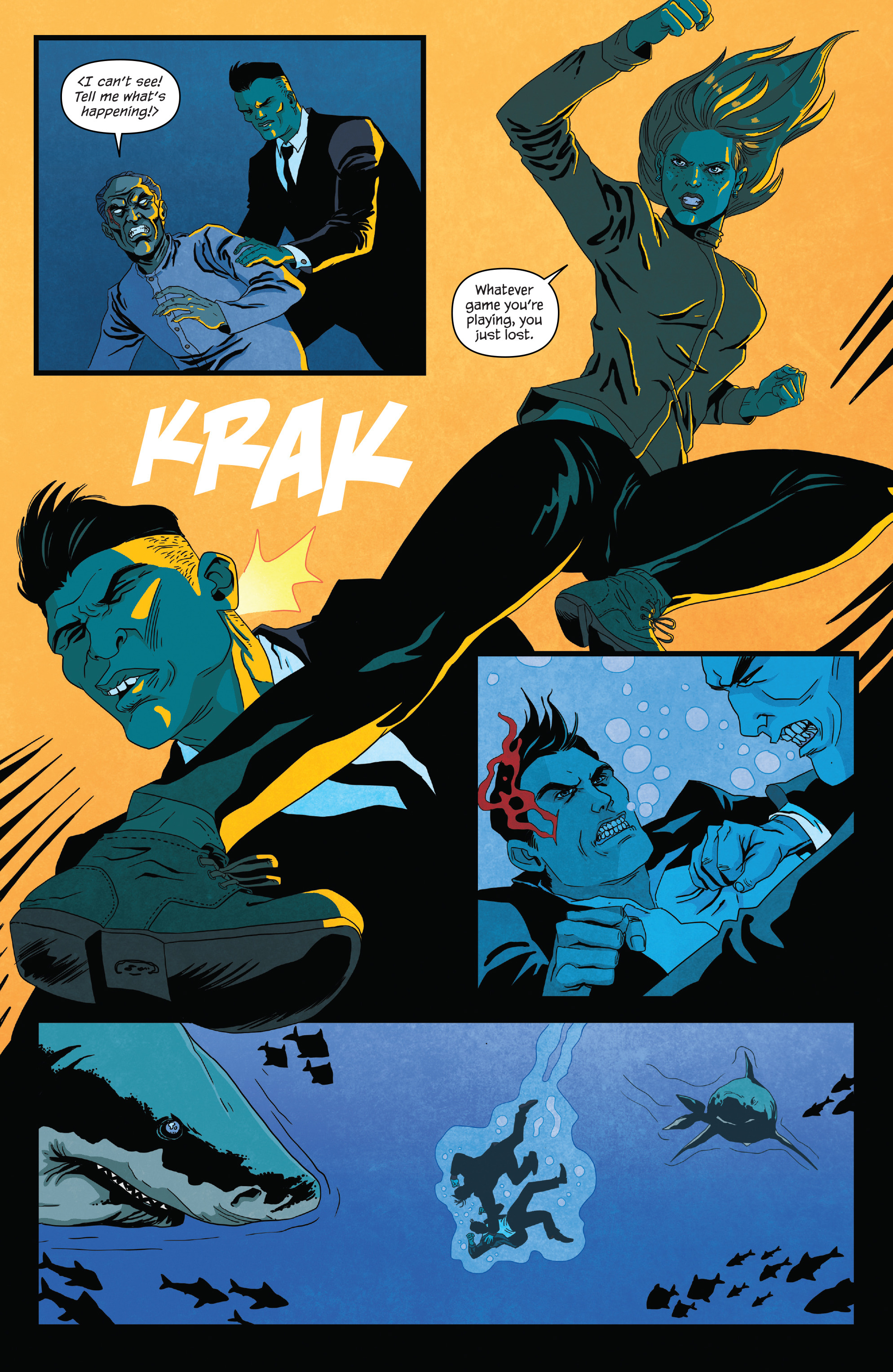 Read online James Bond (2017) comic -  Issue #2 - 18