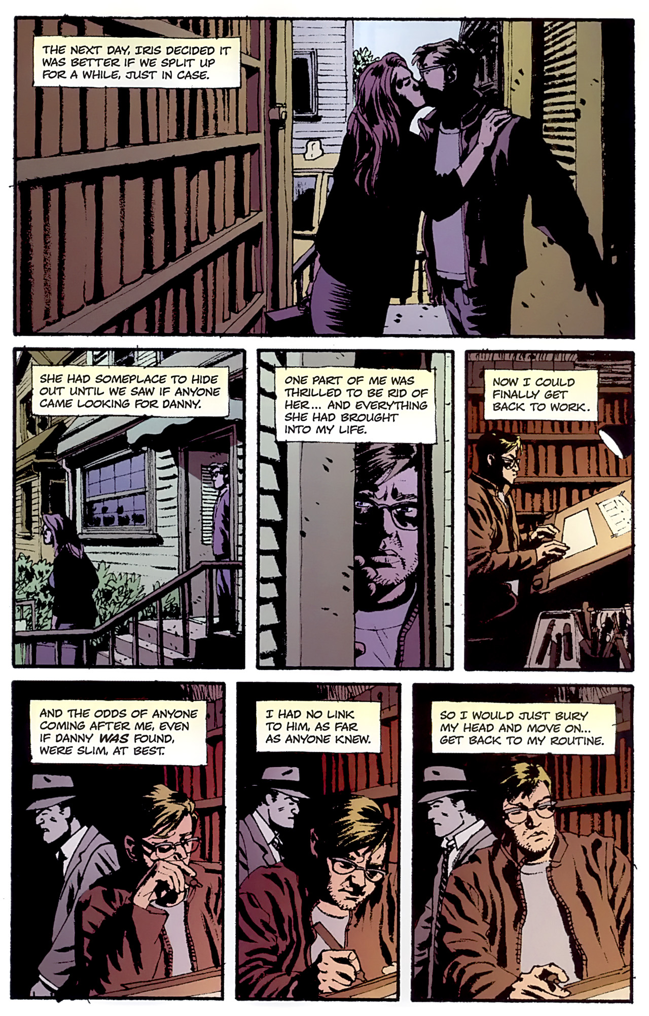 Read online Criminal (2008) comic -  Issue #6 - 11