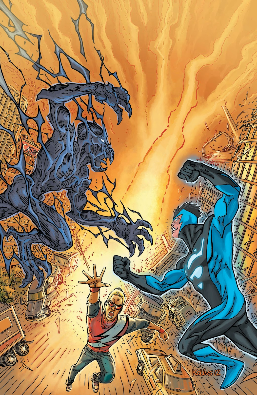 Read online Smallville Season 11 [II] comic -  Issue # TPB 3 - 101