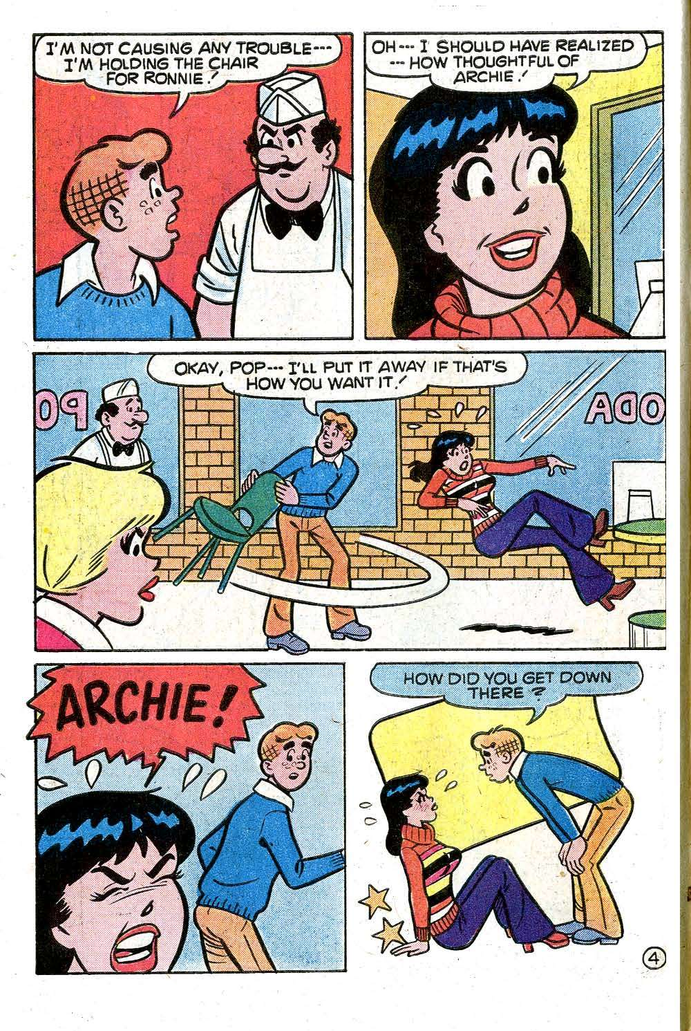 Read online Archie (1960) comic -  Issue #271 - 6