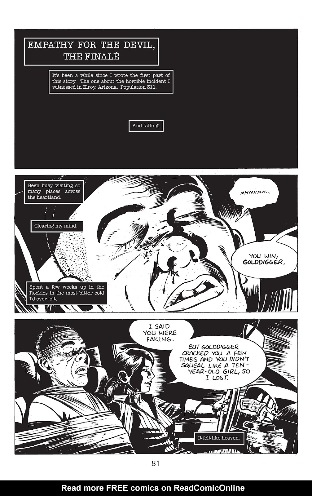 Read online Lodger comic -  Issue #5 - 3