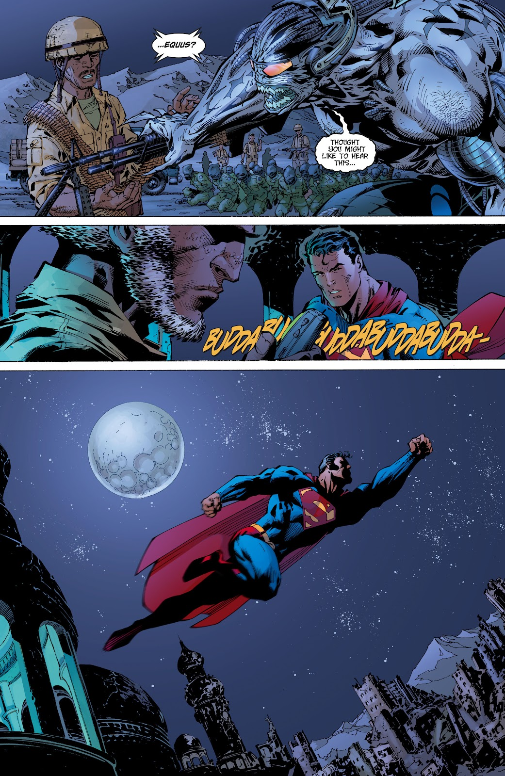 Read online Superman: For Tomorrow comic -  Issue # TPB (Part 1) - 82