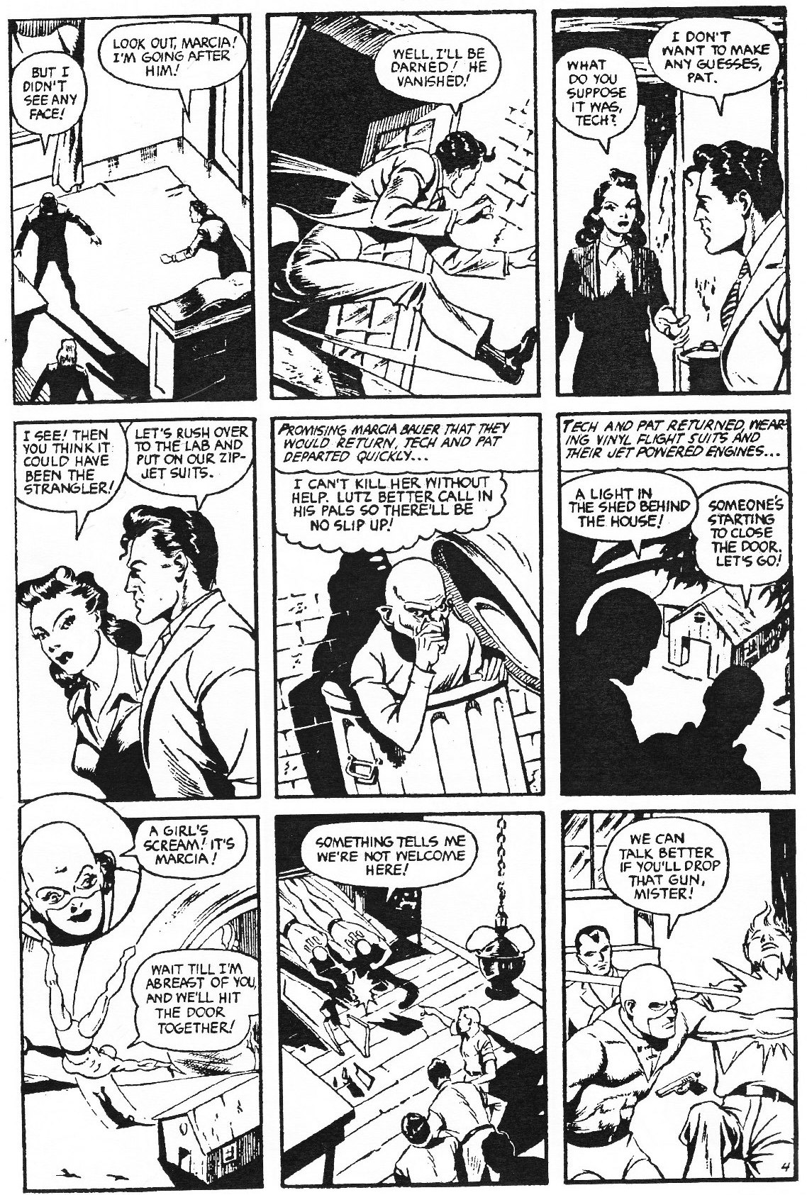 Read online Men of Mystery Comics comic -  Issue #82 - 76