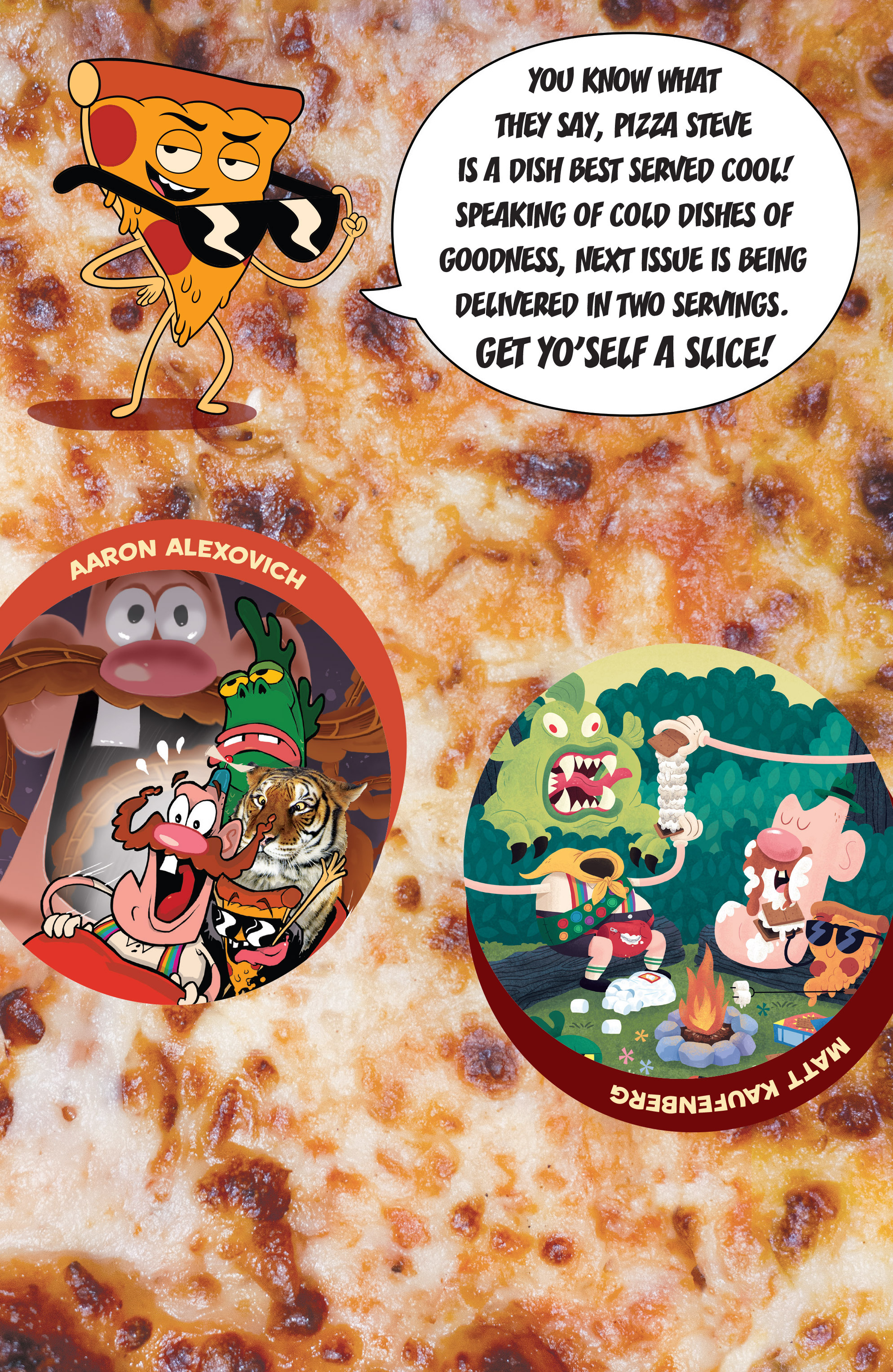 Read online Uncle Grandpa comic -  Issue #4 - 25