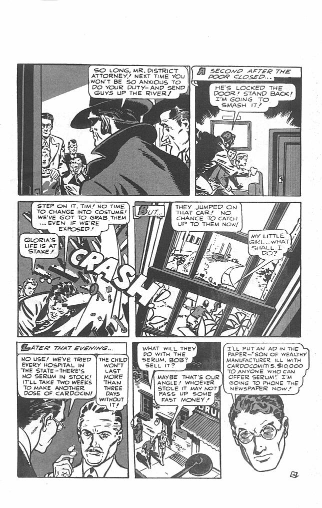 Read online Men of Mystery Comics comic -  Issue #28 - 7